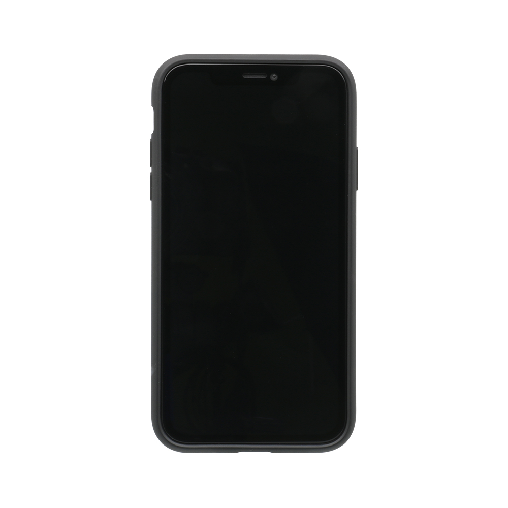iPhone 11対応 3WAYで使えるスタンド機能付き スタンドベルト 耐衝撃ハイブリッドケース(OWL-CVIB6108)宅C