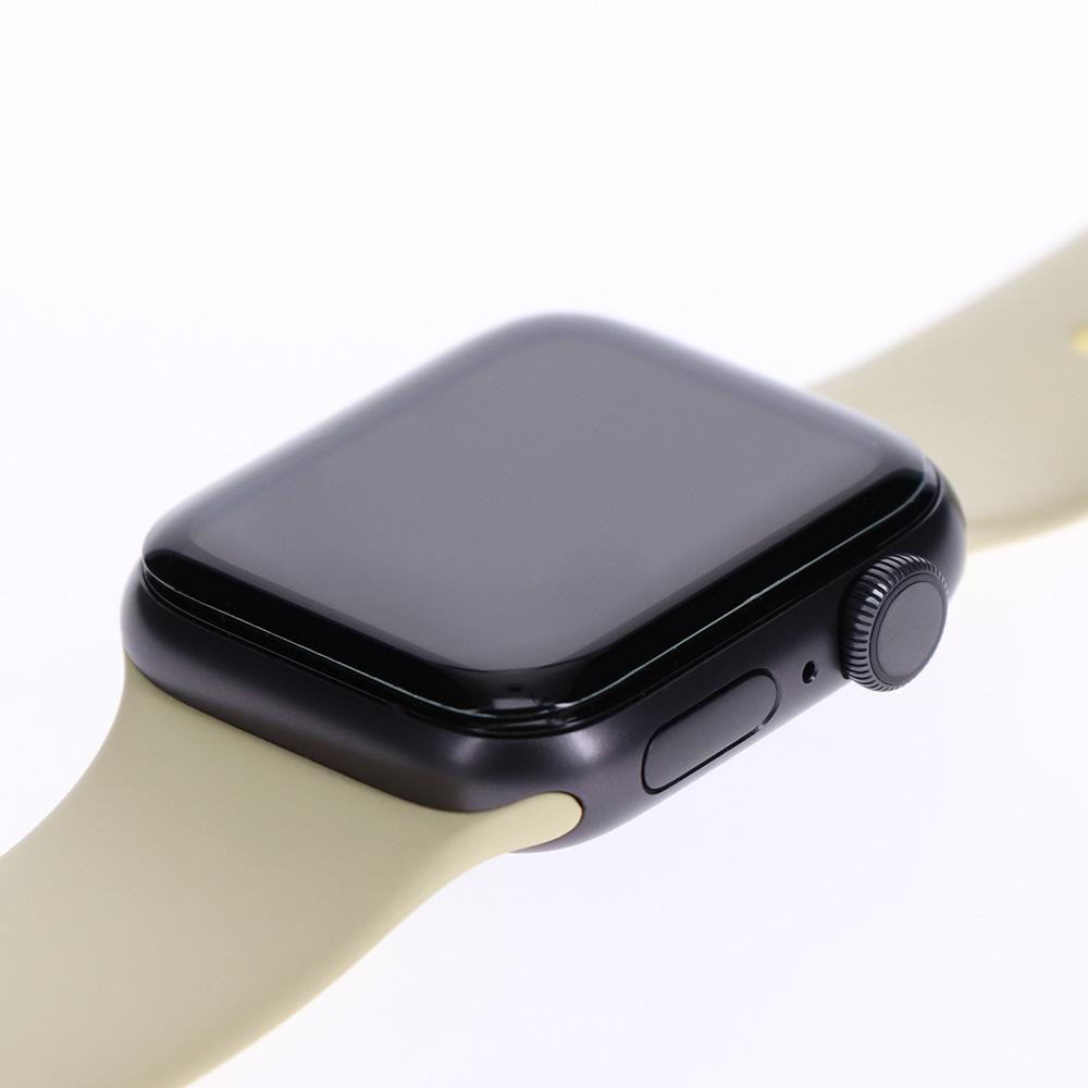 Apple Watch用 3D 全面保護ガラス FULL COVER 3D GLASS(ET-ZG-AWBK)宅C