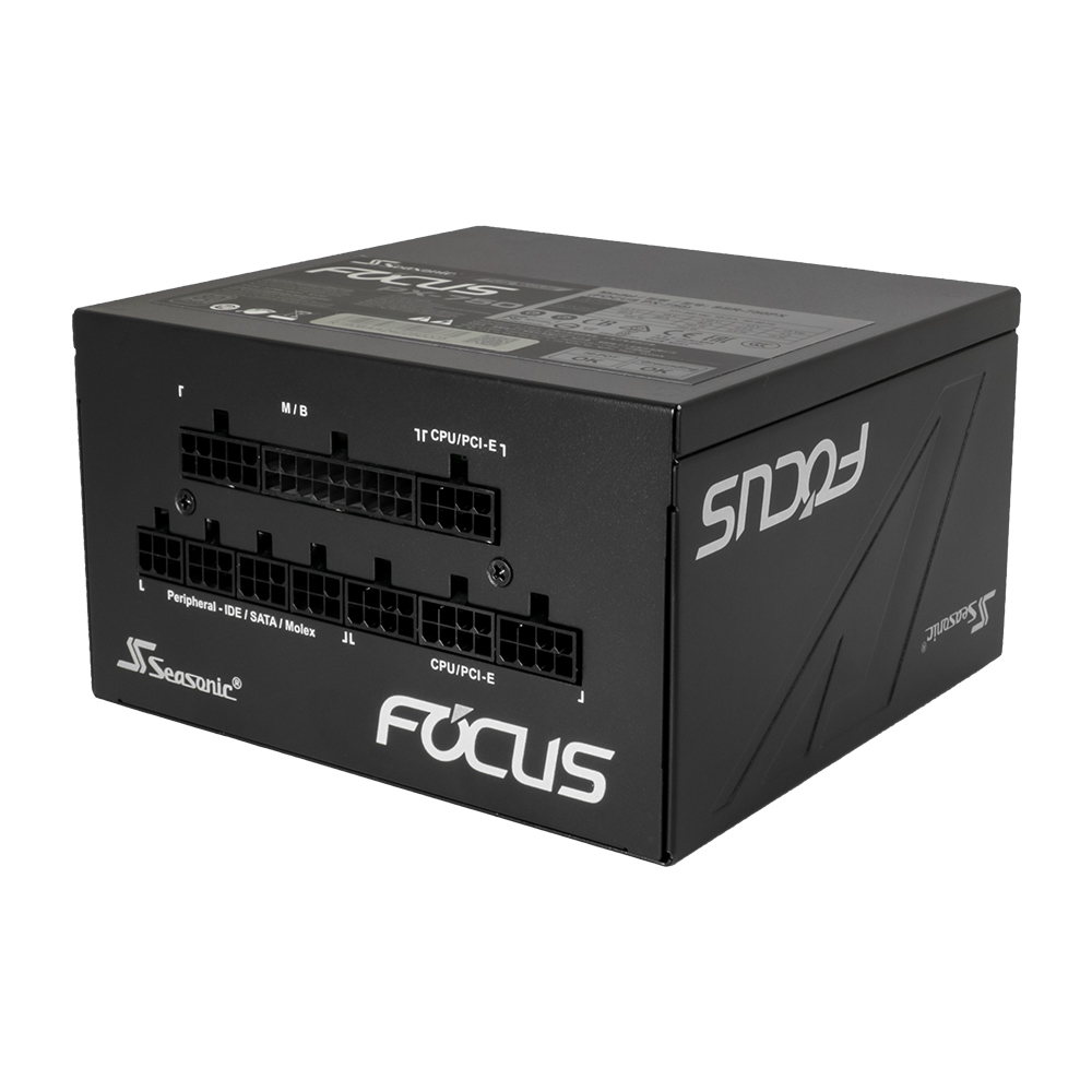 Seasonic 80PLUS Platinum認証取得 ATX電源 FOCUS 750W(FOCUS-PX-750)