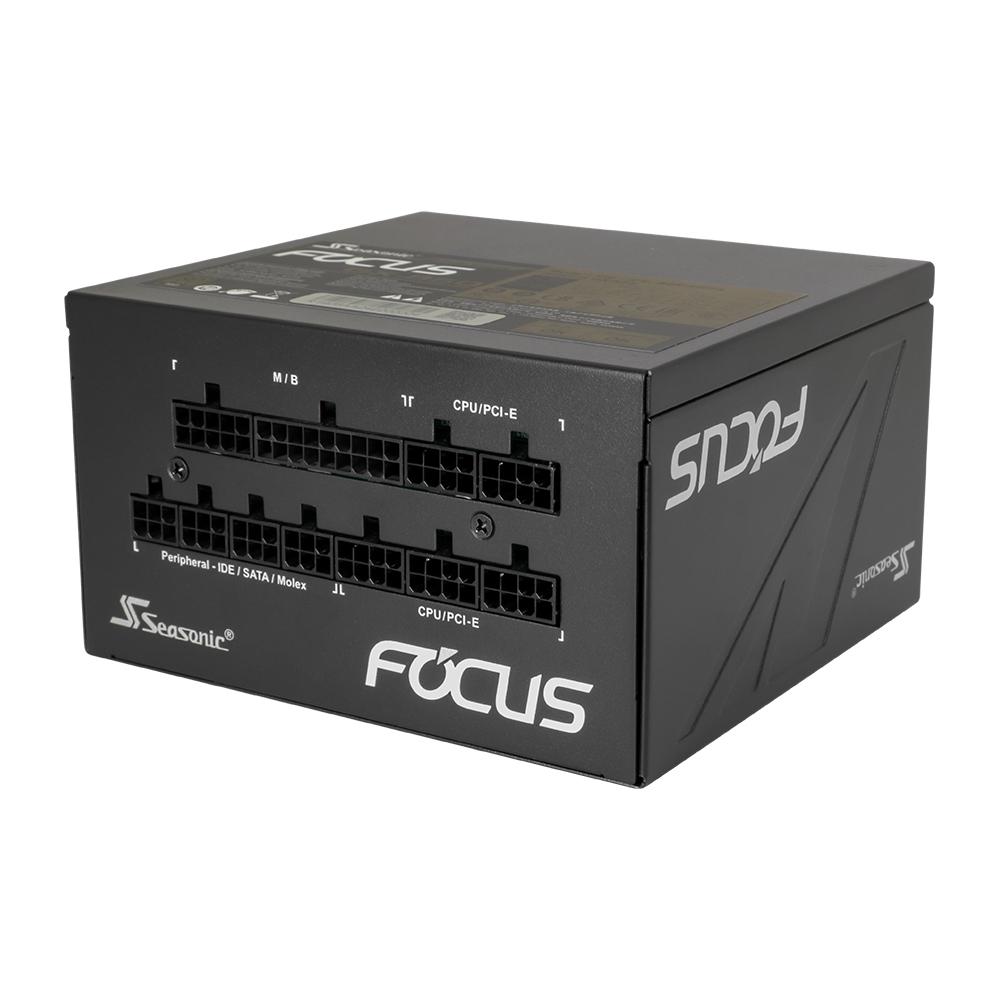 Seasonic 80PLUS GOLD認証取得 ATX電源 FOCUS GX 850W(FOCUS-GX-850)