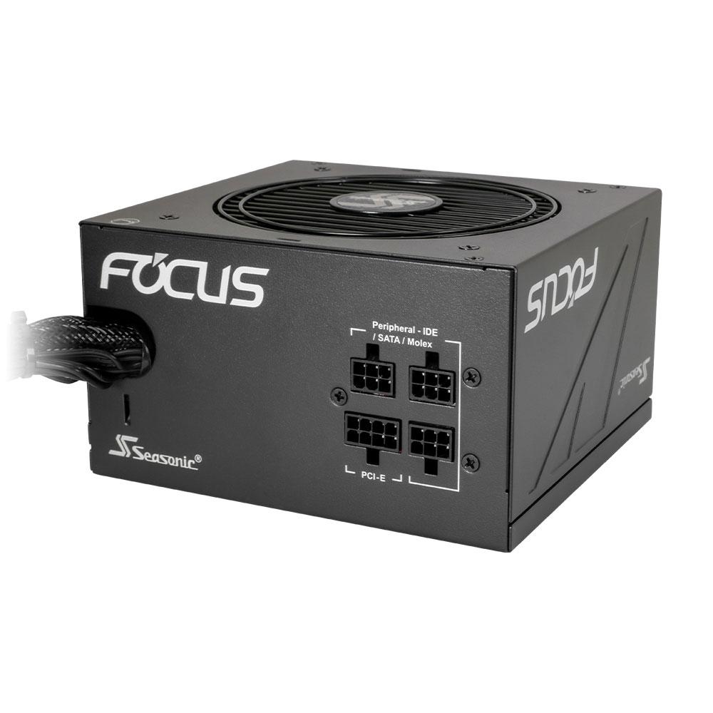 Seasonic 80PLUS GOLD認証取得 ATX電源 FOCUS GM 650W(FOCUS-GM-650)