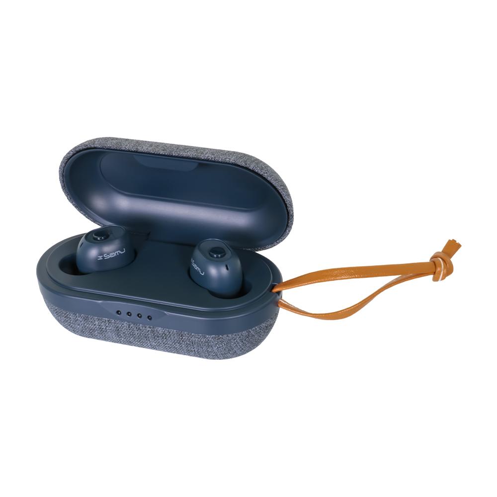 完全ワイヤレスイヤホン 高音質カーボンドライバー採用(OWL-SAMU-SE04S)宅C