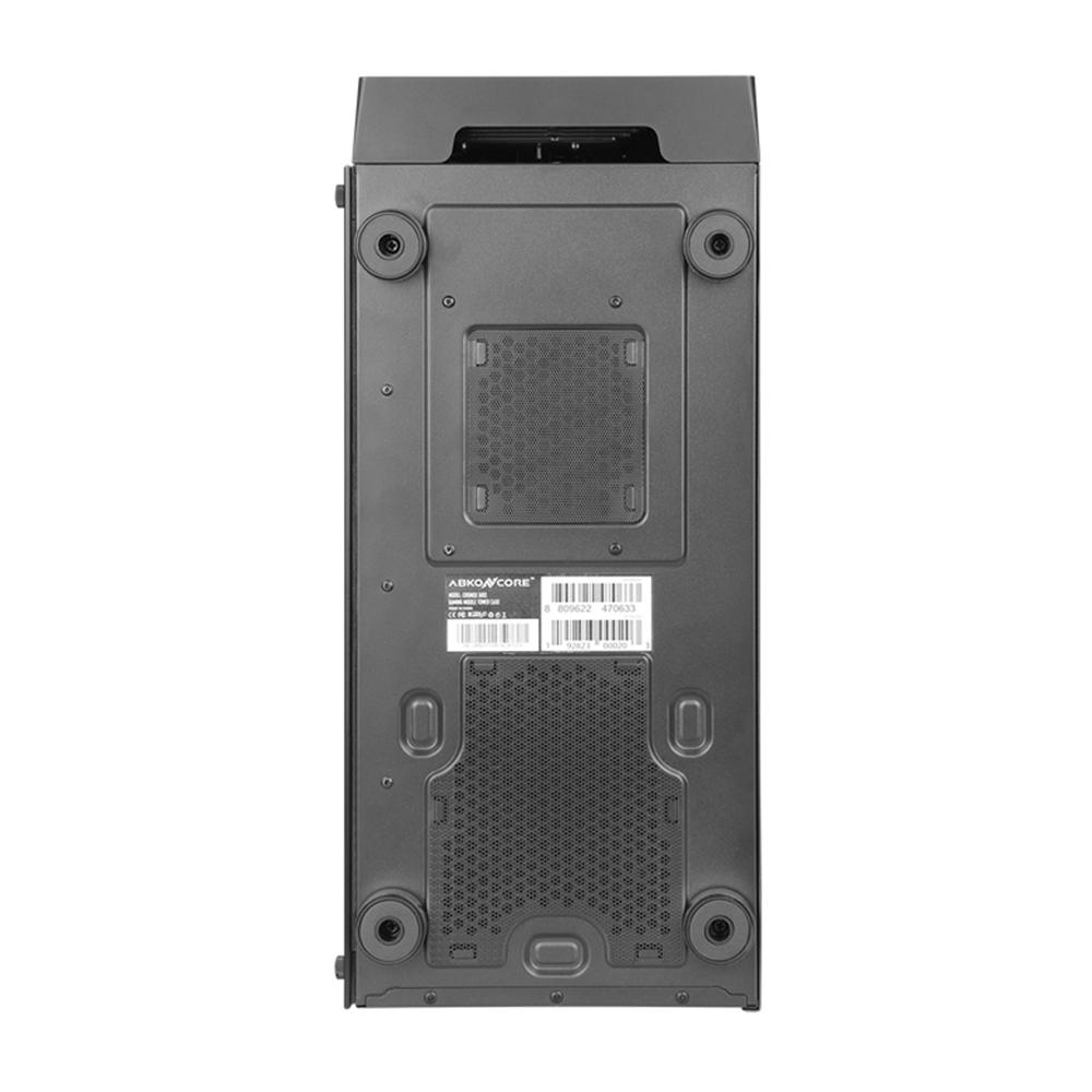 ミドルタワーATX PCケース CRONOS 510S SYNC フロントLEDパネル+リアRGBファン対応(CRONOS 510S)