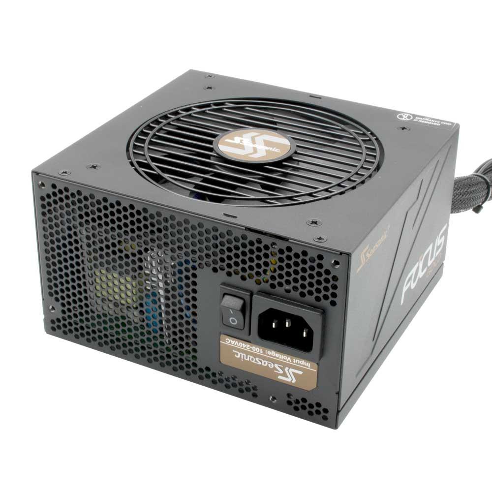 Seasonic ATX電源 80PLUS Gold認証取得 FOCUS 650W(SSR-650FM)