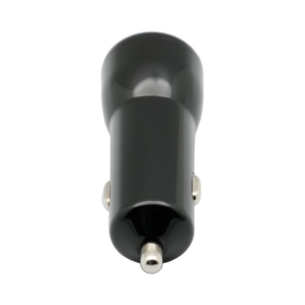 シガーソケット充電器 2ポート合計4.8A 12V/24V両対応 SmartIC対応(OWL-CCU248S)宅C