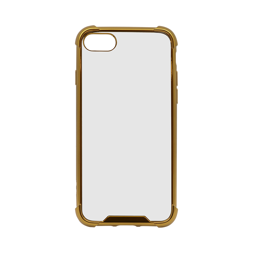 柔らかい素材とハードケースでしっかりと端末を保護する 耐衝撃ハイブリッドケース iPhoneSE(第2世代)/8/7対応(OWL-CVIC4709)