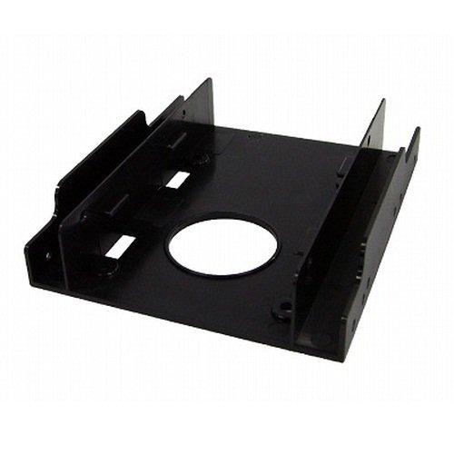 2.5″HDD・SSDを3.5″ベイにて利用可能 変換ブラケット (OWL-BRKT12)