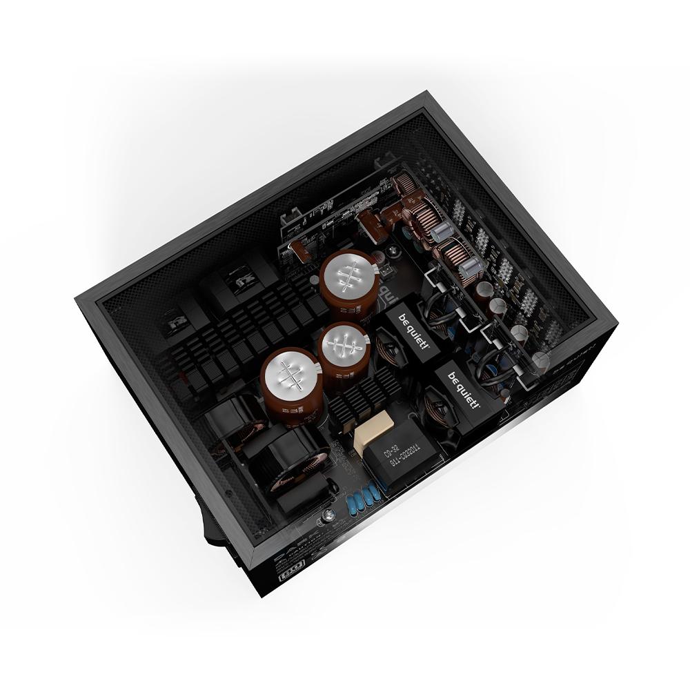 be quiet!製 80PLUS titanium認証 1200W ATX電源 DARK POWER PRO 12 (BN856)