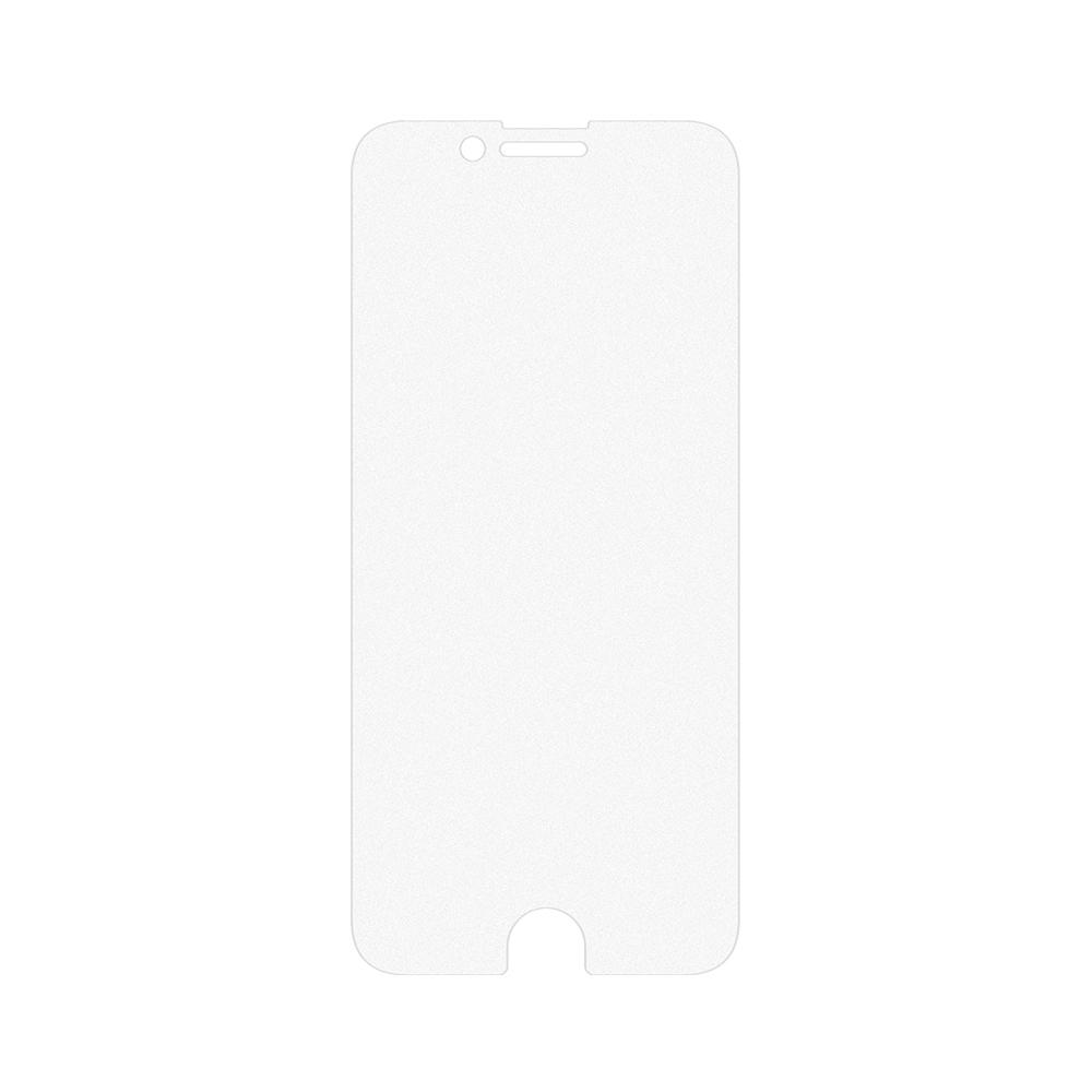 画面保護 強化ガラス 日本メーカー製造 iPhoneSE(第2世代)/8/7/6s対応 マットタイプ(OWL-GSIC47-AG)
