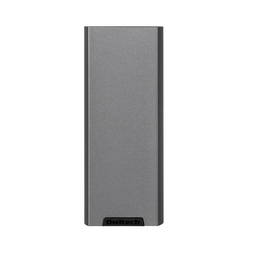 モバイルバッテリー 繰り返し1000回充電可能 5000mAh USB Type-Cポート搭載(OWL-LPB5007)宅C