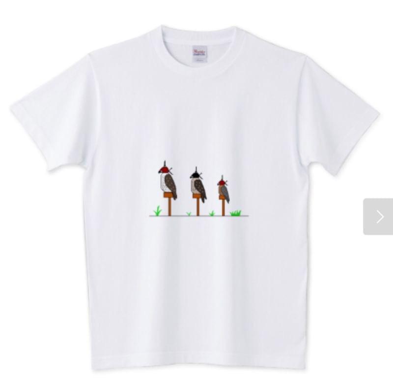 Tシャツ 「Falcon game Lv.1」