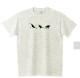 Tシャツ 「カラス3兄弟」