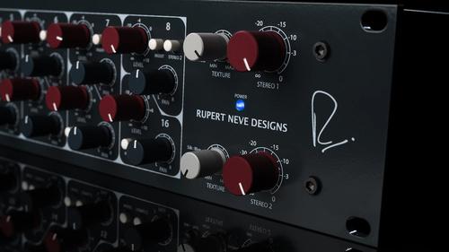 Rupert Neve Designs 5059 Satellite - Shelford Blue