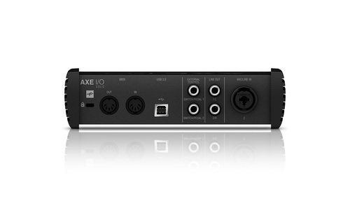 IK Multimedia AXE I/O SOLO + AmpliTube 5 MAX Bundle【数量限定販売/即納可能】