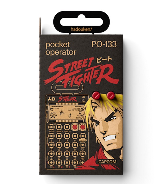 teenage engineering PO-133 Street Fighter