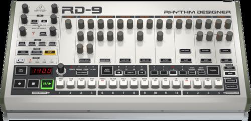 behringer RD-9【初回入荷分完売/次回入荷分予約受付中】
