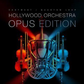 EASTWEST Hollywood Orchestra Opus Edition Diamond Edition