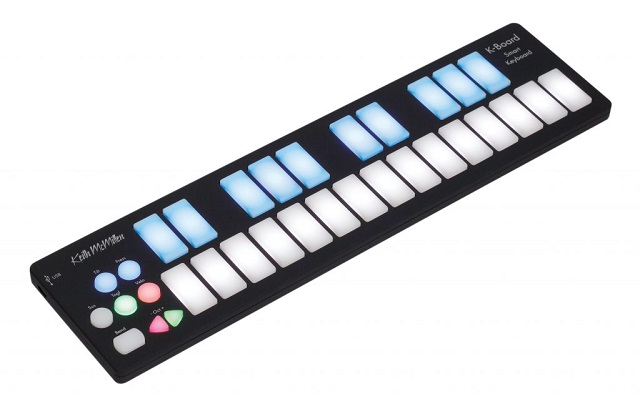 Keith McMillen Instruments K-Board【開封品アウトレット特価】