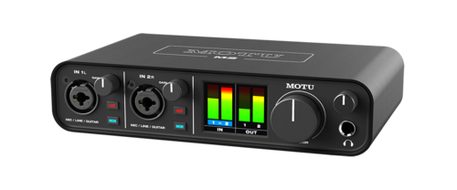 MOTU M2【次回入荷予約受付中】