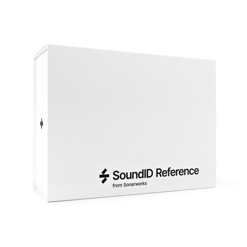 Sonarworks SoundID Reference for Speakers & Headphones with Measurement Microphone (retail box)