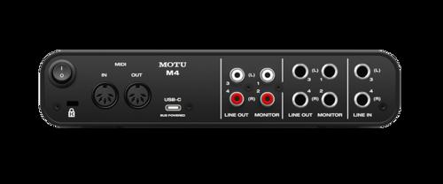 MOTU M4【次回入荷予約受付中】