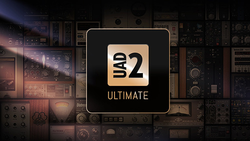 UNIVERSAL AUDIO UAD-2 Satellite TB3 OCTO Ultimate 9
