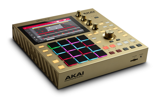 AKAI MPC  One Gold【即納可能】