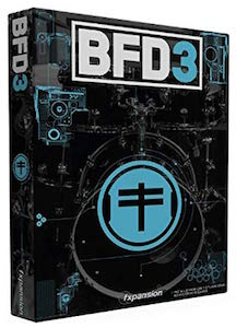 fxpansion BFD3 (USB 2.0 Flash Drive)【数量限定特価:50%OFF!】