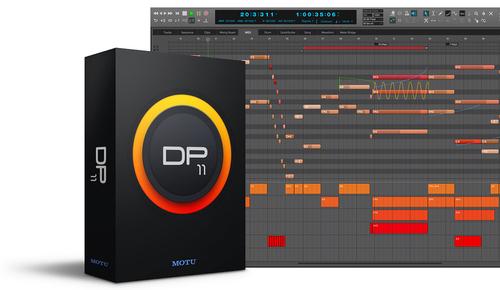 MOTU Digital Performer 11 クロスグレード