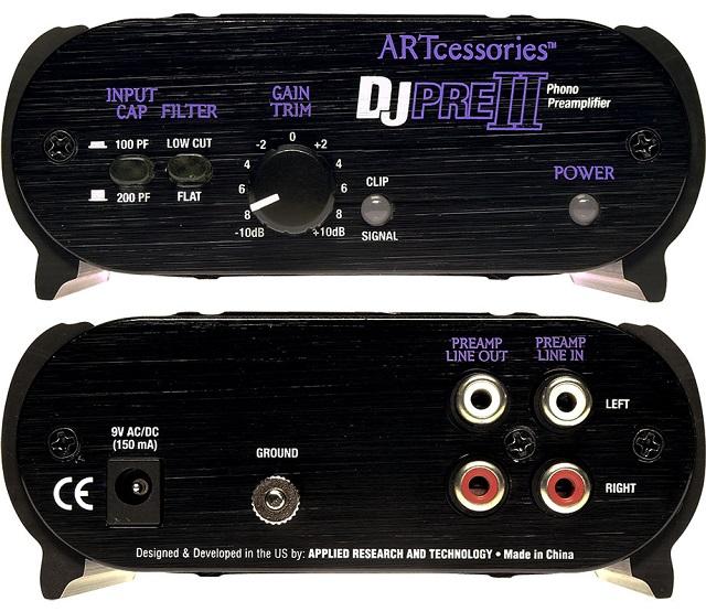 ART DJ PRE II【数量限定特価】