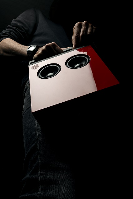 teenage engineering OB-4(Black/Red)【2色から選べます】