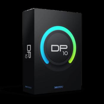 【数量限定特価】  MOTU Digital Performer 10 クロスグレード版