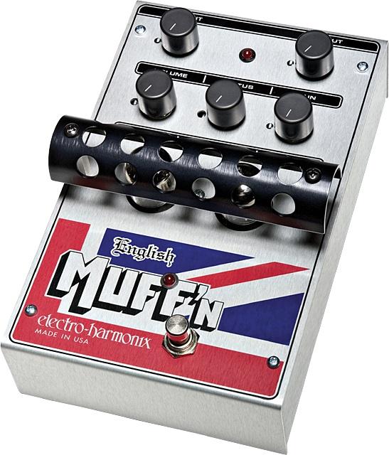 electro-harmonix English Muff'n【数量限定特価】