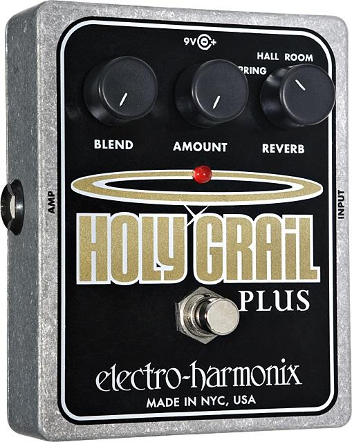 electro-harmonix Holy Grail Plus【数量限定特価】