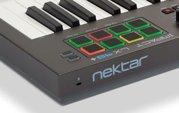 Nektar Technology Impact LX25+