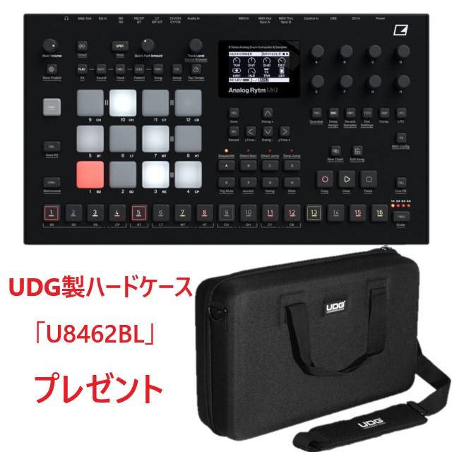 Elektron Analog Rytm ADS-8 MK II【UDG製ハードケースプレゼント】