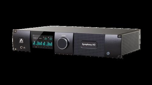 Apogee Symphony IO MKII Thunderbolt 8x8 Analog I/O + 8x8 AES/OP I/O + 8 Mic Pre Amp