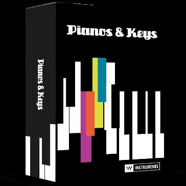 Waves Pianos & Keys