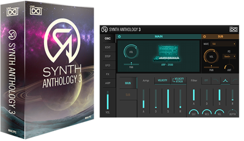 UVI Synth Anthology 3