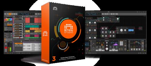 BITWIG STUDIO 3 エデュケーション版