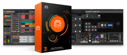 BITWIG STUDIO 3 アップグレード版