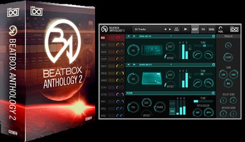 UVI BeatBox Anthology 2