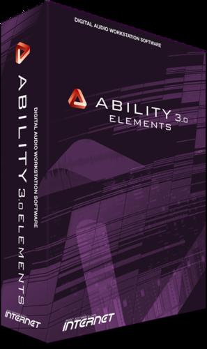 Internet Ability 3.0 Elements アカデミック版