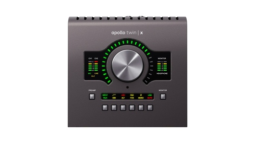 UNIVERSAL AUDIO Apollo Twin X / Duo Heritage Edition