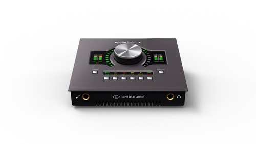 UNIVERSAL AUDIO Apollo Twin X / Quad Heritage Edition
