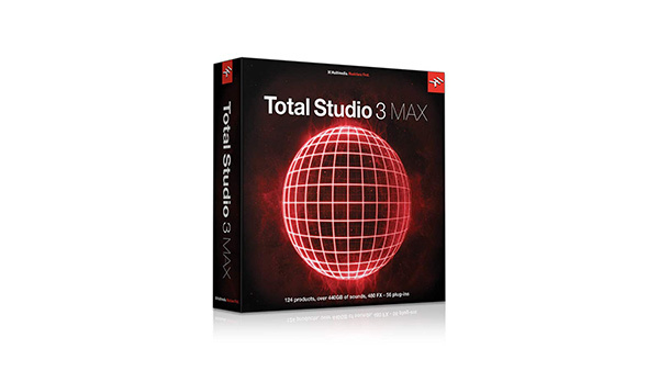 IK Multimedia Total Studio 3 MAX & iLoud MTM Bundle
