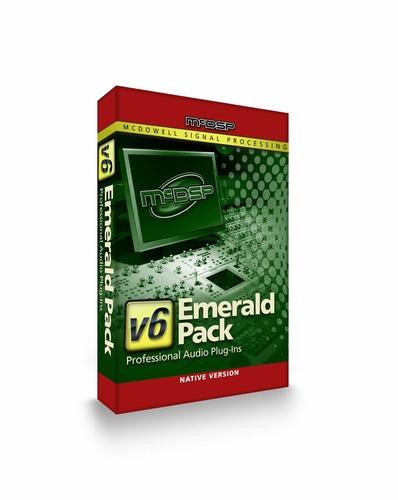 McDSP Emerald Pack Native