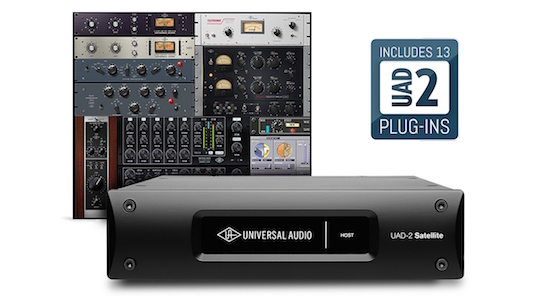 UNIVERSAL AUDIO UAD-2 USB OCTO CUSTOM