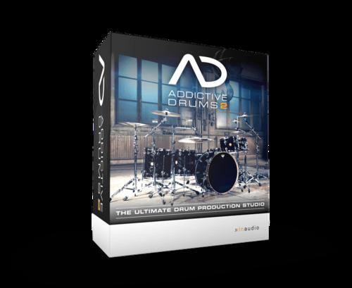 XLN Audio Addictive Drums 2 (ダウンロード版)