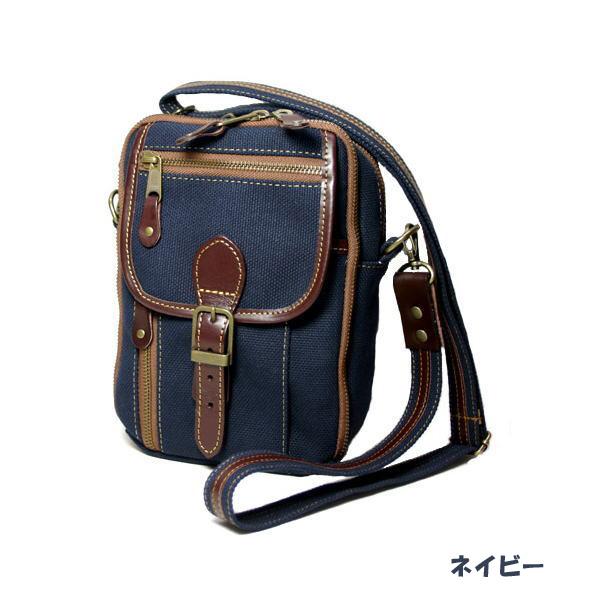 oxtos(オクトス) 帆布ショルダーバッグ HPS-7900【受注生産/納期2〜3週間】